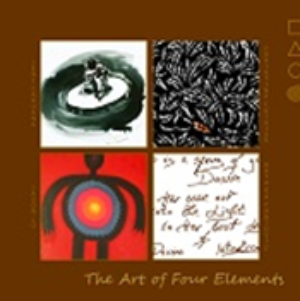 Art of 4 Elements Book of Spiritual Poetry