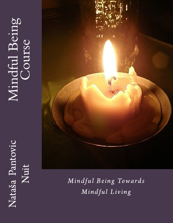 Mindful Being Course Paperback edition book cover